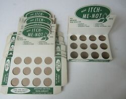 Wholesale Lot Of 10 Old Vintage 1950and039s Itch Me Not - Store Merchandise Displays