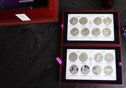 Brazil Summer Olympics 2016 Silver Coin Collection