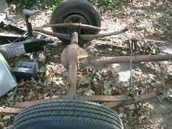 1941 Chevy Truck 1/2 Ton Rear End With Enclosed Drive Shaft