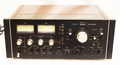 On Sale Sansui Ca-3000 Pre-amplifier Black Tested Working Good F/s From Japan