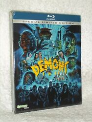 Demons And Demons 2 [1985] Limited Edition Blu-ray 2021 2-disc Italian Horror