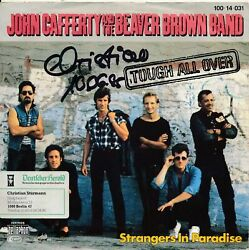 Tough All Over - John Cafferty And The Beaver Brown Band Single 7 Vinyl 246/05