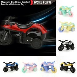 Mini Vehicle Pull Back Bikes With Big Tire Wheel Creative Gifts For Kids Toys