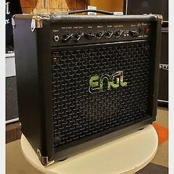 Engl Gig Master 15 Combo Used 15w Vacuum Tube Amplifier Production Completed