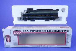 Proto 1000 Ho Scale Bando Baltimore And Ohio Powered F3a Diesel Locomotive 31416