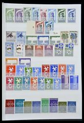 Lot 34576 Stamp Collection Europa Cept 1956-1992.