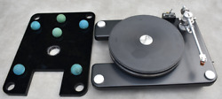 Vpi Industries Scout Turntable With Vibration Control Platform Nice