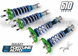 Fortune Auto Coilovers 510 Swift Series 8k F 10k R For 02-06 Rsx Fa510cfd-dc5-sw