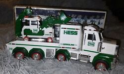 Hess 2013 Toy Truck And Tractor With Box