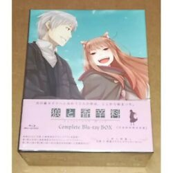 New Wolf And Spice Complete Bluray Box