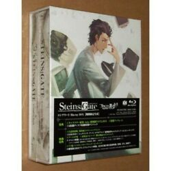 New Steins Gate Bluray Box Limited Time Production
