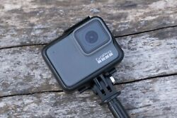 Gopro Hero 7 Silver. Used Gopro. With Chest Mount. Works With No Problems.