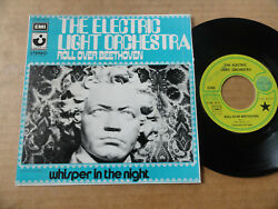 Disque 45t Electric Light Orchestra Roll Over Beethoven