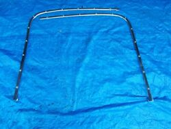 1950and039s Gm Convertible Pinch Weld Trim Boot Snap Moulding 1959 1960 Impala