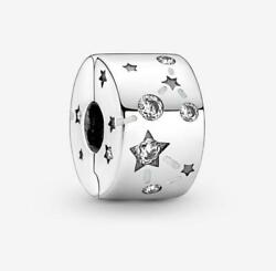 Authentic Pandora Charms Silver The Milky Way Galaxy Asterism Clip 790010C01