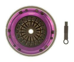 Exedy Single Clutch For 1991-1996 Acura Nsx V6 Sprung Center Disc Pull Cover