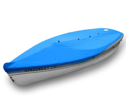 Lido 14 Sailboat - Boat Deck Cover - Polyester Royal Blue Top Cover - Usa Made