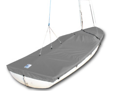 Daysailer Sailboat Mast Up Cover For Oand039day Ds-1 And Ds-2 - Polyester Charcoal Gray
