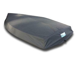 Force 5 Sailboat - Boat Hull Cover - Top Gun Seagull Gray Bottom Cover - Quality