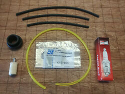Major Tune Up Kit Homelite 350 360 Chainsaw Parts Fuel Oil Lines Boot More