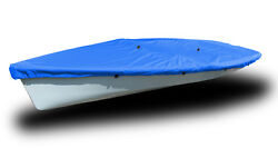 Tasar Sailboat - Boat Deck Cover - Polyester Royal Blue Top Cover - Usa Made