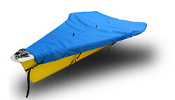 29er Sailboat - Boat Deck Cover - Polyester Royal Blue Top Cover - Usa Made
