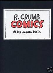 Comics Hardcover Copy Letter A Of 26 Lettered Copies Signed By R. Crumb
