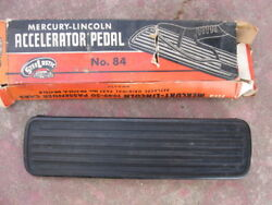 Accelerator Gas Pedal 1949 1950 Lincoln And Mercury - New - 8m-9735a 8m-9735a 84