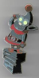 Disney Prep And Landing Saluting Elf A/p Artist Proof Le1 Gold Pin