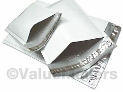 2000 1 Quality Poly 7.25x12 Dvd Bubble Mailers 100.9