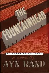 Ayn Rand The Fountainhead Signed Bypatricia Neal Who Starred In The 1949 Film