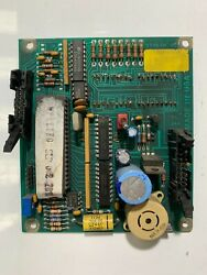 Washer Computer Coin 4 Start Amt Std Board, For Speed Queen P/n F370518 [used]