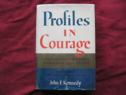 John F. Kennedy - Profiles In Courage - Signed By Jean Shepherd And Lois Nettleton