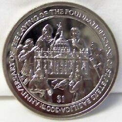 Pope Benedict Xvi 500 Anniversary Of St Peters Sle Coin Uncirculated