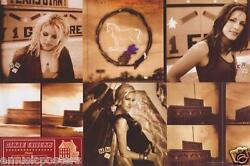 Dixie Chicks Home 2-sided U.s. Promo Poster - Classic Shots Of The Girls