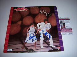 Donny And Marie Osmond Goin Coconuts Jsa/coa Signed Lp Record Album