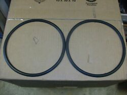 Headlight Bezel Seals Vintage Gm Cars And Trucks 1940and039s 1950and039s 1 Pair