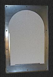 Waste Oil Heater Parts Reznor Chamber Access Door W/ Insulation Board 126014