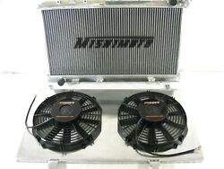 Mishimoto Performance Aluminum Radiator, Fan Shroud And Fans 79-93 Ford Mustang