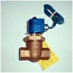 Generic Valve With Coil For Conduit , 3/4 Inch,120v/50-60hz 96p053a37