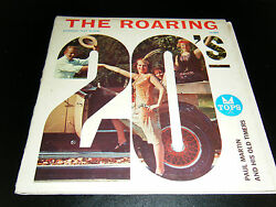 Paul Martin And His Old Timers The Roaring 20's 12-605 45 Rpm Double Records