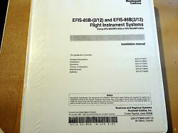 Collins Efis-85b 2/12 And Efis-86b 2/12 Install And Ramp Maintenance Manual