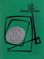 Anderson High School Indiana 1960 Hs Yearbook Annual