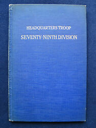 1st Edition Of James M. Cainand039s Rare 1st Book Wwi Army History Small Ltd. Edition