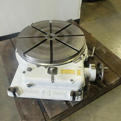 23-5/8 Sip Rotary Table, Model Pd 7
