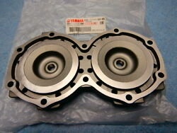 New Yamaha Pwc Wr 650 Cylinder Head 6m6-11111-00-8s Wave Runner Lx Wr650