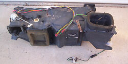 87 Plymouth Reliant Heater/defroster A/c Assembly --check This Out--