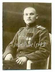 Russian Wwi 13 Military Order Dragoon Corporal With St George Medal Badges Photo