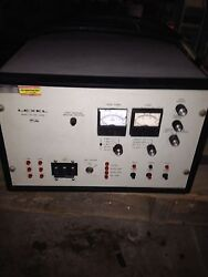 Lexel Ion Laser Model 95 Spectra Physics 164 W/ Power Supply 109-002-06 35a 68