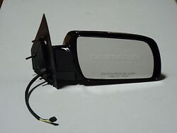 Fit Chevy Gmc Outside Side Door Mirror Glossy Power 15001802 Gm1321159 Right